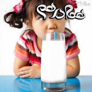 لزوم مصرف شیر برای خردسالان