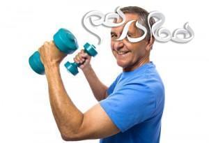 سالمندان و 6 ثانیه ورزش !