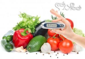 کاهش قند خون با مصرف سبزیجات
