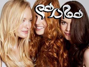 نکاتی مهم برای انتخاب رنگ مو و ده رنگ مو ترکیبی زیبا